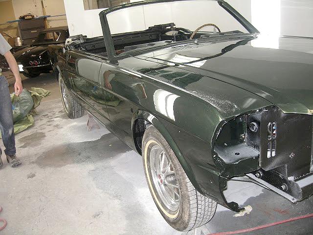 1965 Mustang Convertible Restorations