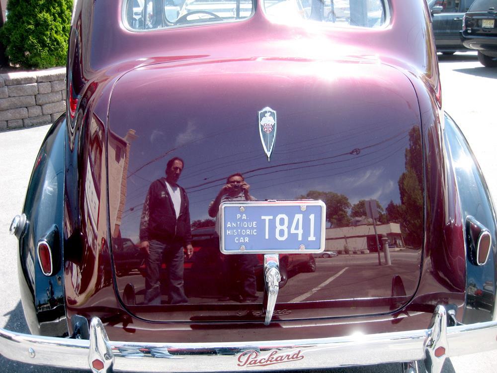 1940 Packard Restoration