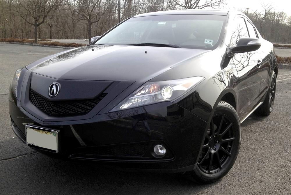2009 Acura NDX