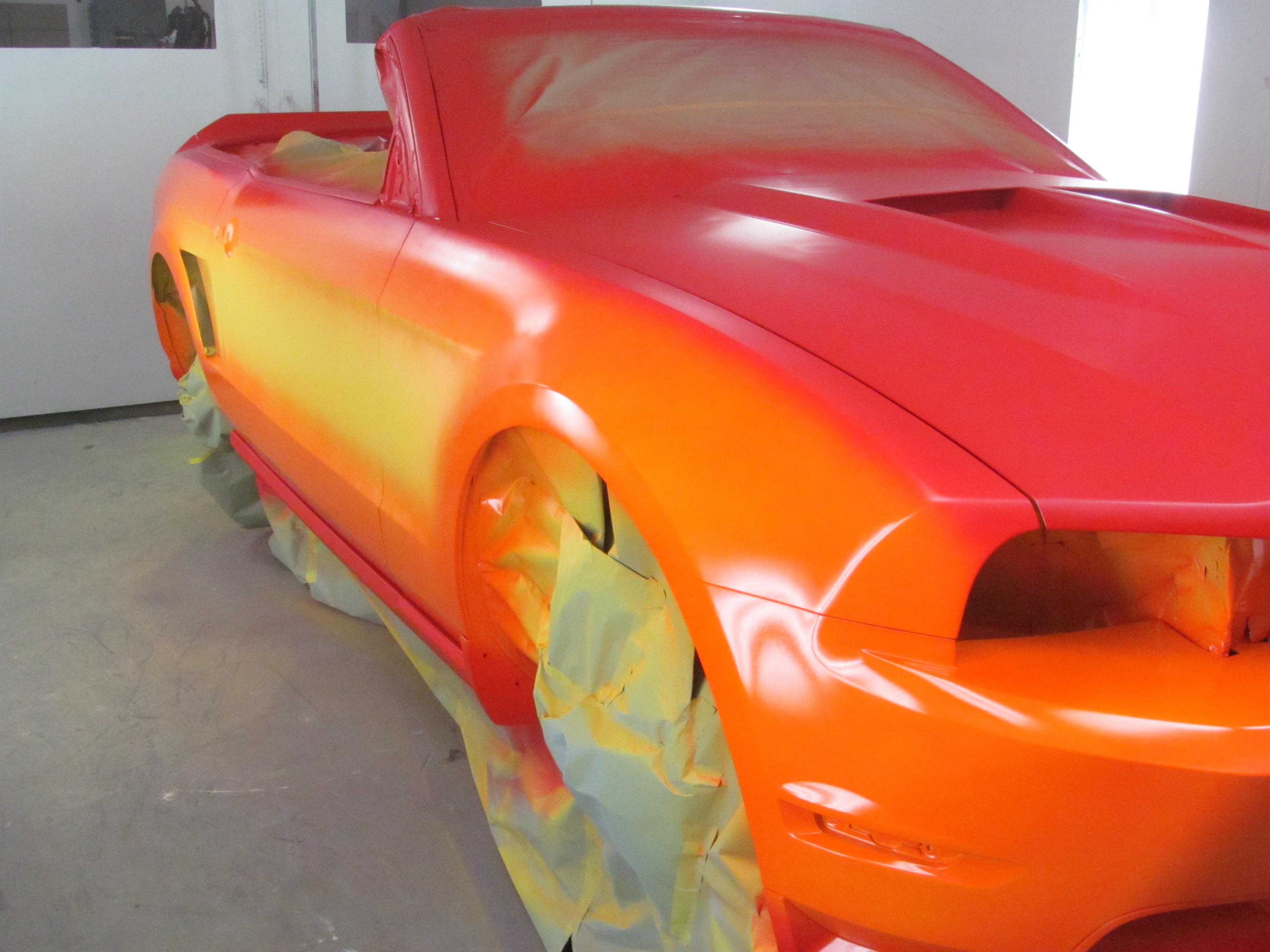 Popular Mechanics Top Shop: Netcong Auto Restorations, 2011 Custom Mustang GT
