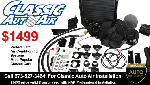 ClassicAir Aftermarket Air Conditioning